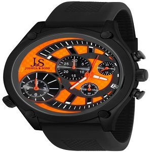 Joshua & Sons Men's Watch $124.50.