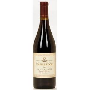 Castle Rock Pinot Noir Sonoma County 750ML $8.19.