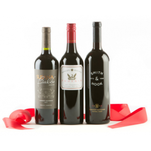 90+ Point Cabernet Trio at $59.99.