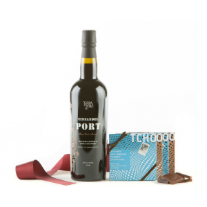 Port and TCHO Chocolates Gift Set at $39.99.