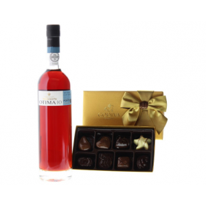 Port & 8-Piece Godiva Chocolates Gift Set at $39.99.