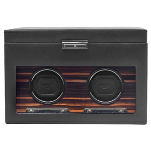 Roadster Double Watch Winder with Storage at $870.