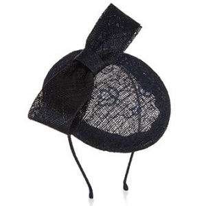 LAURA LACE PILLBOX ON BAND FASCINATOR AT $48.