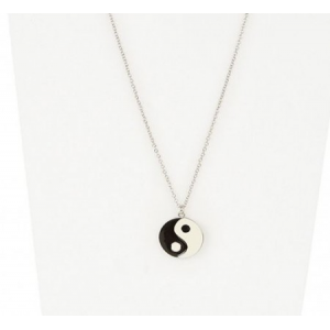 YING YANG PENDANT NECKLACE AT $8.
