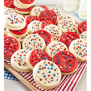American Classic Buttercream Frosted Cut-out Cookies at $49.99.