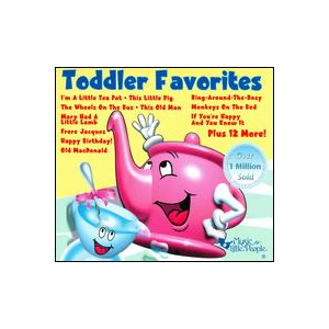Toddler Favorites (1998) starting at $.0.99.