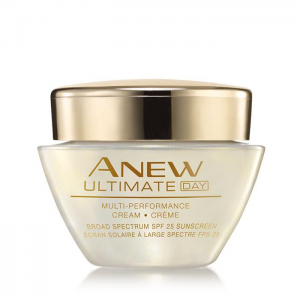 Anew Ultimate Multi-Performance Day Cream Broad Spectrum SPF25 at $38.00.
