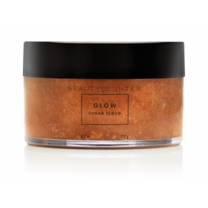GLOW SUGAR SCRUB At $38.00