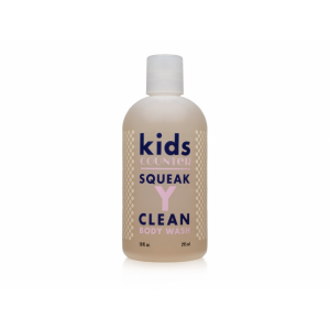 KIDSCOUNTER SQUEAKY CLEAN BODY WASH At $16.00