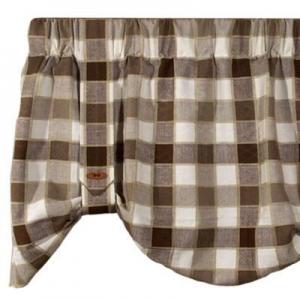Fabric Window Valance At $24