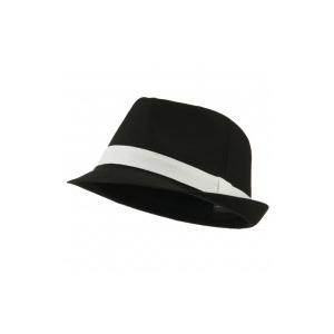 Basic Poly Woven Fedora Hats at $28.49.