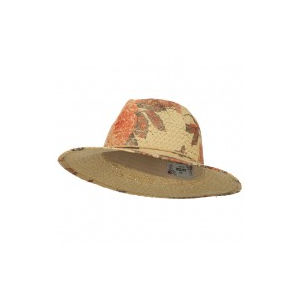 Printed Panama Hat at $18.49.