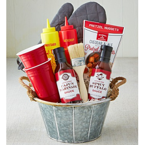Classic Barbecue Gift Tub at $41.99