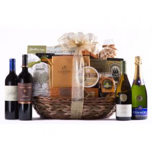 Super Grand Gourmet Gift Basket at $249.99