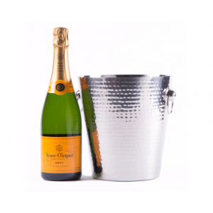 Veuve Clicquot and Champagne Bucket Gift Set at $89.99