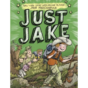 Just Jake: Camp Wild Survival #3 At $6.38