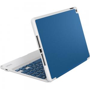 ZAGG - ZAGGfolio Bluetooth Keyboard Case for Apple iPad Air 2  Blue At $89.99