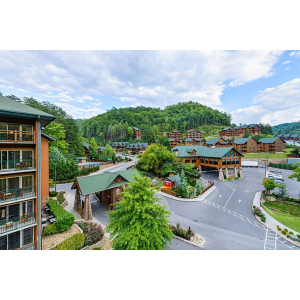 Westgate Smoky Mountain Resort(4 Days / 3 Nights In A Luxury Mountain Studio) At $79