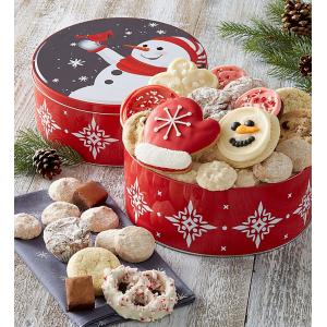Holiday Cheer Gift Tin - Treats At $38.99