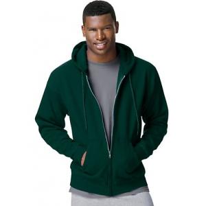 Hanes ComfortBlend EcoSmart Full Zip Hoodie At $14.99