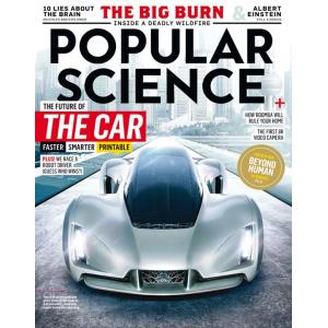 Popular Science Magazine At $12.00