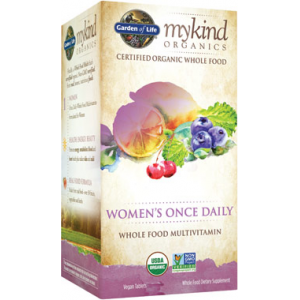 mykind Organics Women's Once Daily Multivitamin At $23.99
