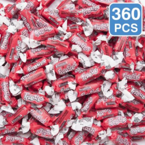Red Fruit Punch Frooties Tootsie Rolls (360 Pieces) At $9.99