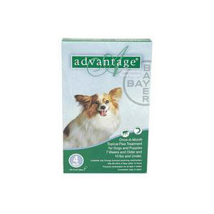 Buy Advantage for Dogs At Rs. $ 29.99