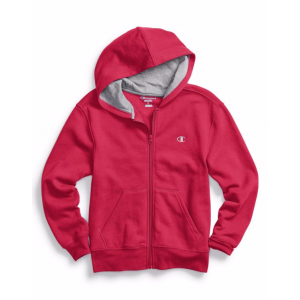 Champion Boys Fleece Full-Zip Hoodie At $38.00
