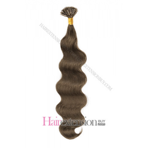 Body Wave Stick Tip Human Hair Extensions  At $49.99