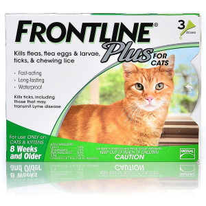 Frontline Plus for Cats At $47.19