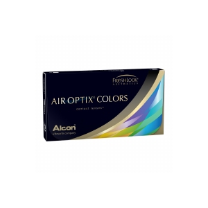 Air Optix Colors 6 Pk Contact Lens 6 lenses per box At Rs. $84.00
