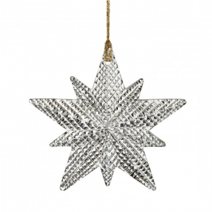 Marquis by Waterford 2015 Glass Annual Star Ornament At $29.95