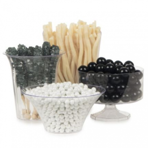 Black & White Candy Buffet Decorating Kit (Each) At $44.99