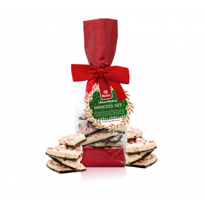 Chocolate Peppermint Bark At $9.95