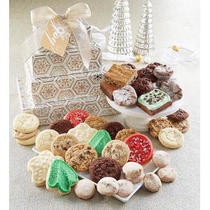 Joy of the Season Bakery Gift Tower At Rs. $27.99