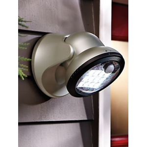 12-LED Wireless Motion-Activated Light At $45.00
