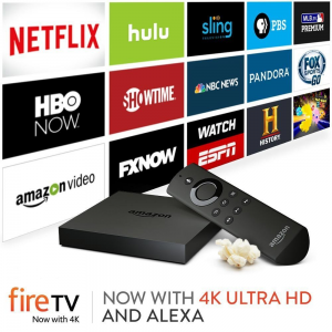 Get Amazon Fire TV At $99.99 + Free Shipping