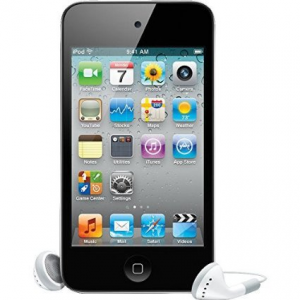 Get Apple iPod touch 32GB 4th Generation - Black (Certified Refurbished) At $159.99