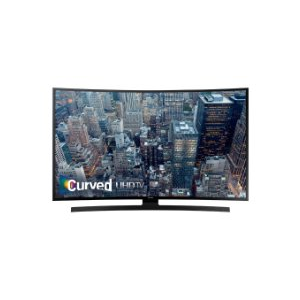 Get Samsung UN55JU6700 Curved 55-Inch 4K Ultra HD Smart LED TV At $831.24