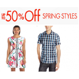 Get Upto 50% Off on Spring Style
