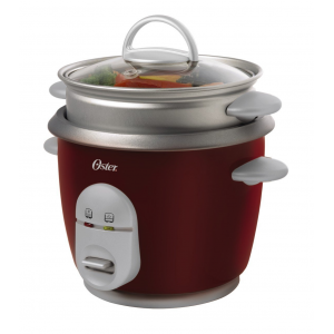 Grab Oster 6-Cup cooked Rice Cooker with Steaming Tray At $18.96
