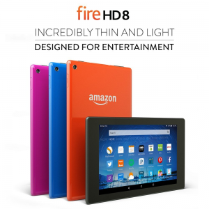 Grab Fire HD 8 Tablet Just At $149.99