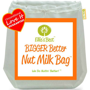 Buy Pro Quality Nut Milk Bag Just At $8.99
