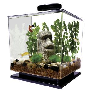 Get Tetra 29095 Cube Aquarium Kit, 3-Gallon At $37.91