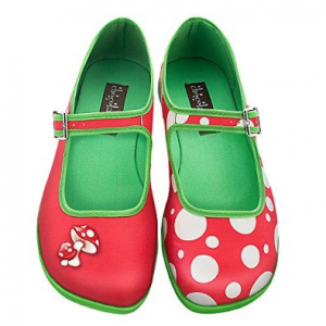 Grab Hot Chocolate Design Chocolaticas Moosh Women's Mary Jane Flat At $58.99