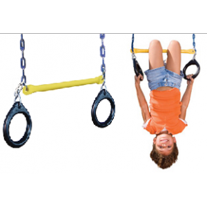 Get Ring and Trapeze Combo swing At $19.99