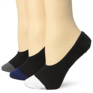 3 Pairs: Steve Madden Men's No Show Socks At $5.99