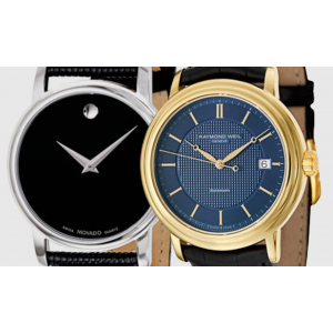 Get Upto 50% Off on Branded Watches