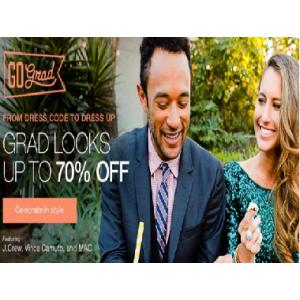Upto 70% Off on Grad Look